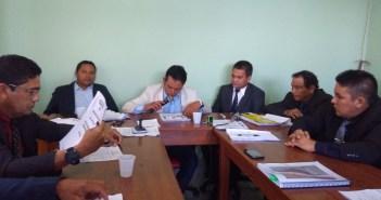 Fotos da 16ª Sessão Ordinária, no Plenário da Câmara Municipal de São Sebastião da Boa Vista