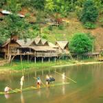 bamboo-rafting-chiang-mai