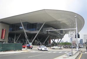 Boston Convention Center - 1,200 Taxis
