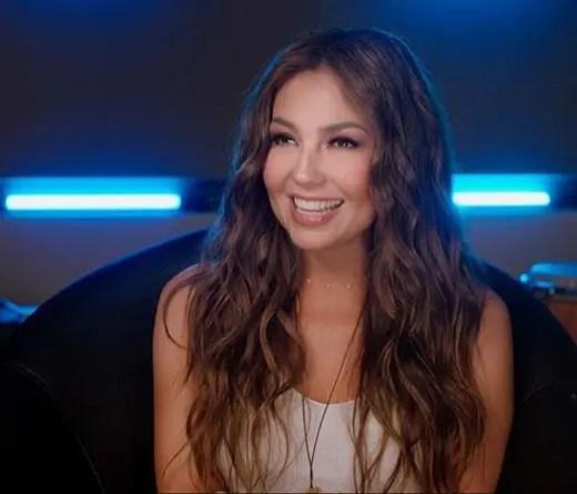 Thalía - Colaboraciones del álbum de Thalía