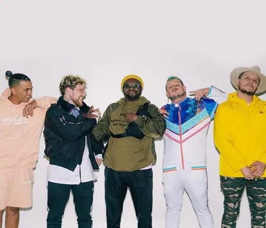 Piso 21 - Mami, lo nuevo de Piso 21 y Black Eyed Peas