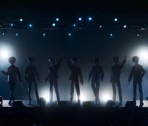 K-Pop - Los muñecos de BTS