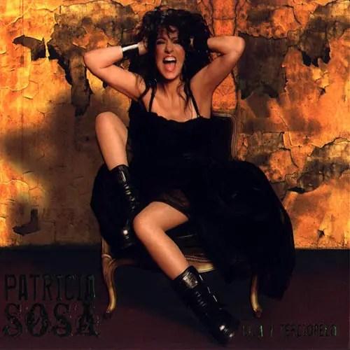 Tapa del CD LIJA Y TERCIOPELO - Patricia Sosa