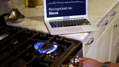 Context Aware App Stove
