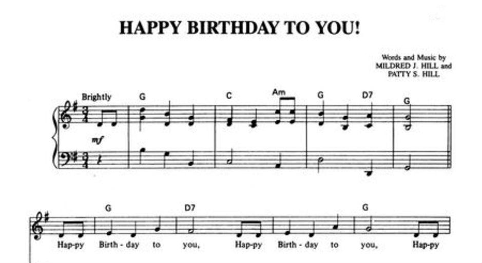 13 Most Interesting Versions Of Happy Birthday Cmuse