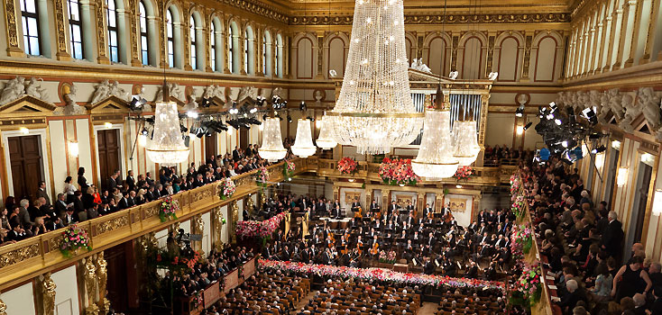Vienna Philharmonic Annual New Year s Concert Celebrates 2016