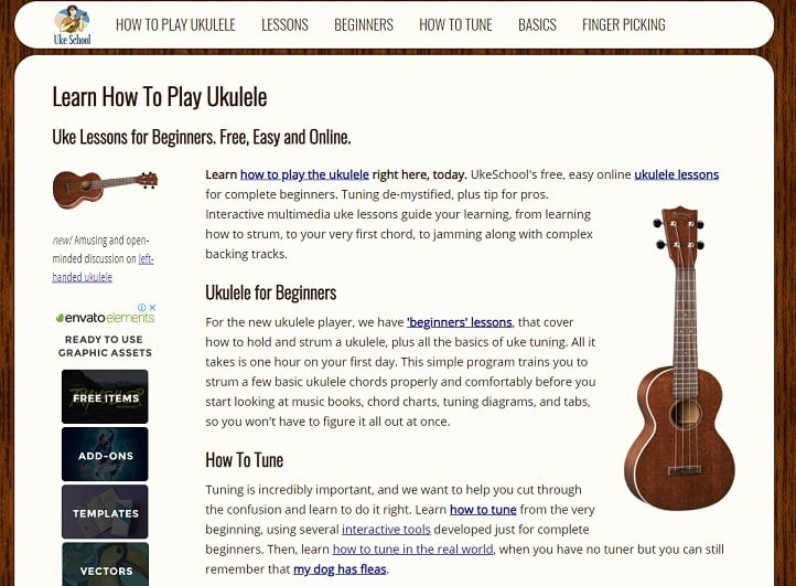 15 Best Ukulele Lessons for Beginners Review 2020 - CMUSE