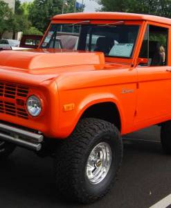 66 - 77 Ford Bronco