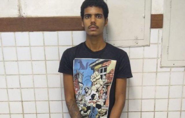 Homem é preso após tentar estuprar e agredir com socos a madrasta 1