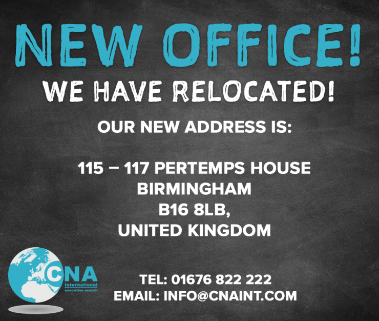 New Office – CNA International