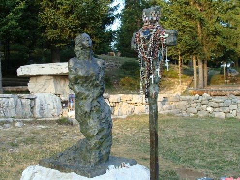 Kip Dive Grabovčeve na Kedžari, djelo Kuzme Kovačića
