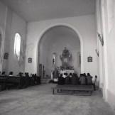 Sveta Misa u župnoj crkvi u Nevesinju - nekad