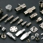 CNC machining aerospace parts