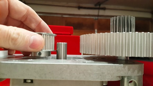 cnc rack and pinion parts