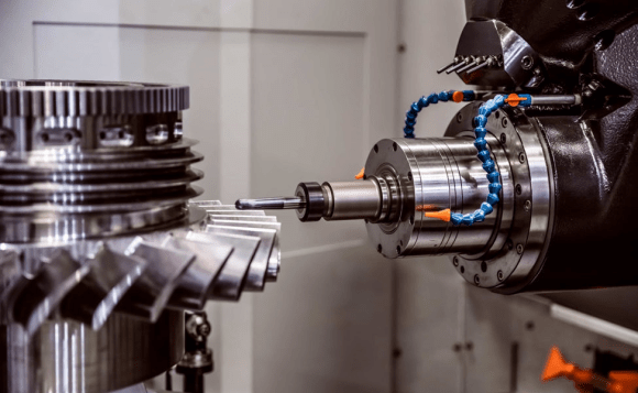 CNC precision machining 2021