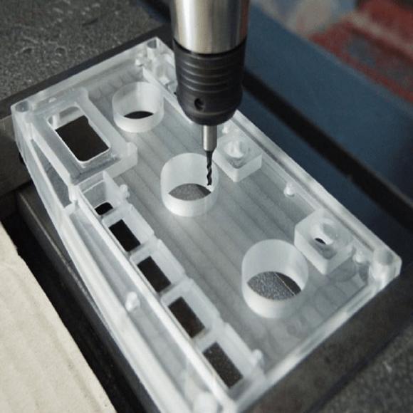 CNC prototype machining 2021