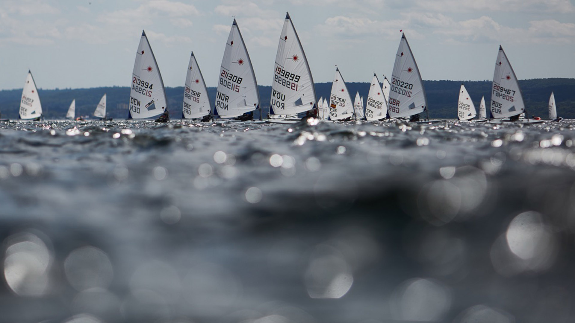 2018 Laser Standard Men's & Radial Women's Under 21 World Championships
