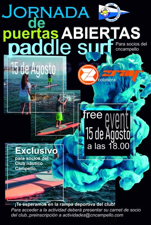 Paddle Surf Socios