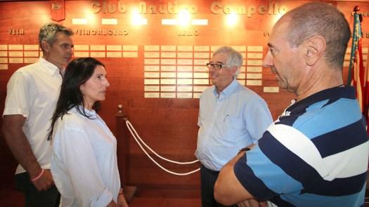 Asunción Loriente FER Club Náutico Campello