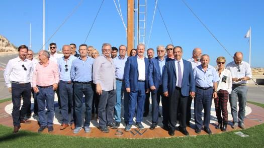 Reunión Capitanía Marítima Alicante