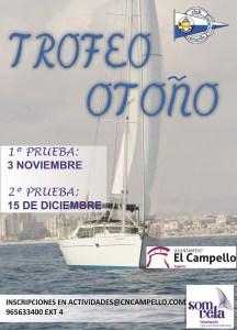 Trofeo Otoño 2018 - Club Náutico Campello