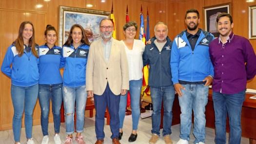 Alcalde El Campello - Club Náutico Campello