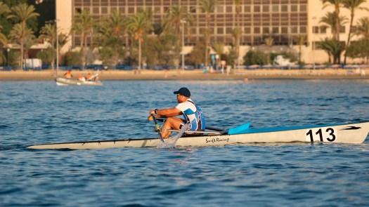 Los remeros de Remo de Mar del CNC se alzaron con cuatro oros, dos platas y dos bronces en el Campeonato de España de esta modalidad celebrado en aguas de Alicante.