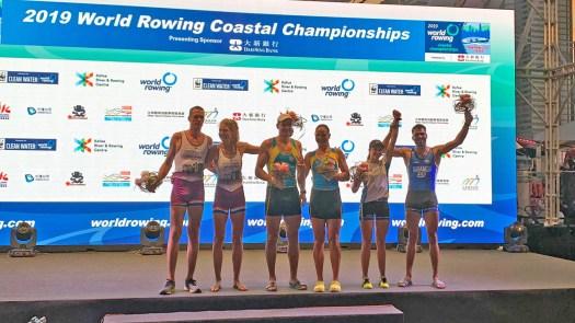 World Rowing Coastal Championships 2019 - CNC