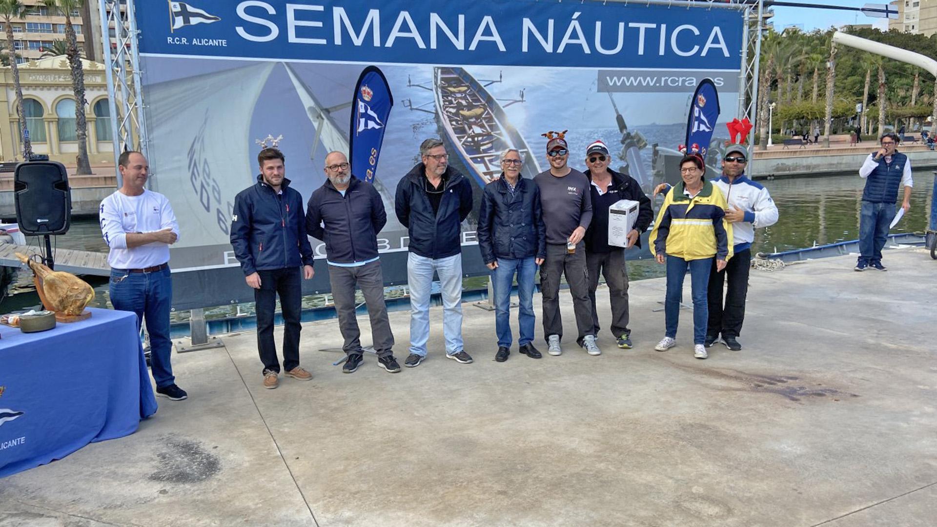 Trofeo El Jamón 2019 - Club Náutico Campello