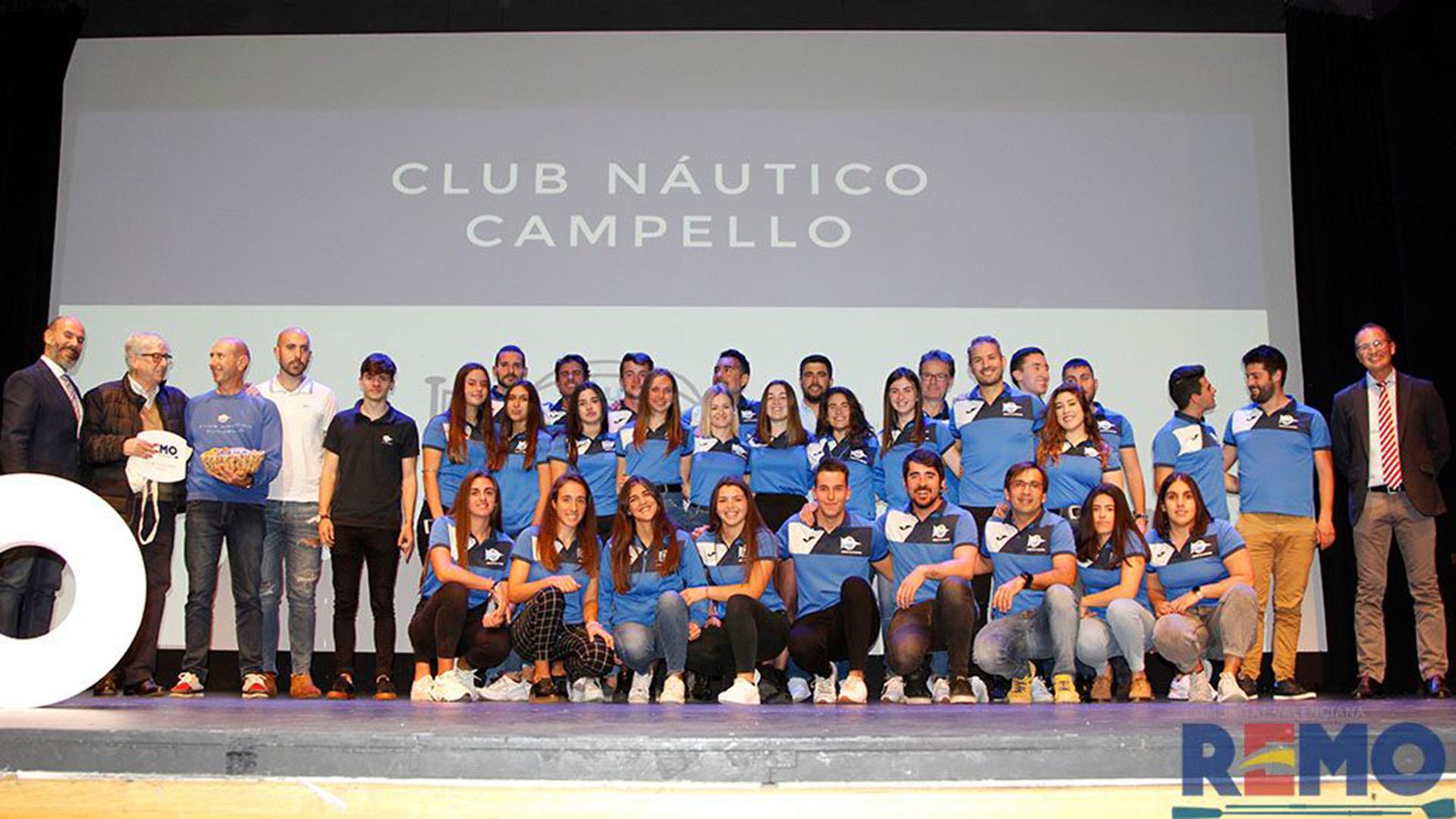 Gala del Remo 2019 - Club Náutico Campello