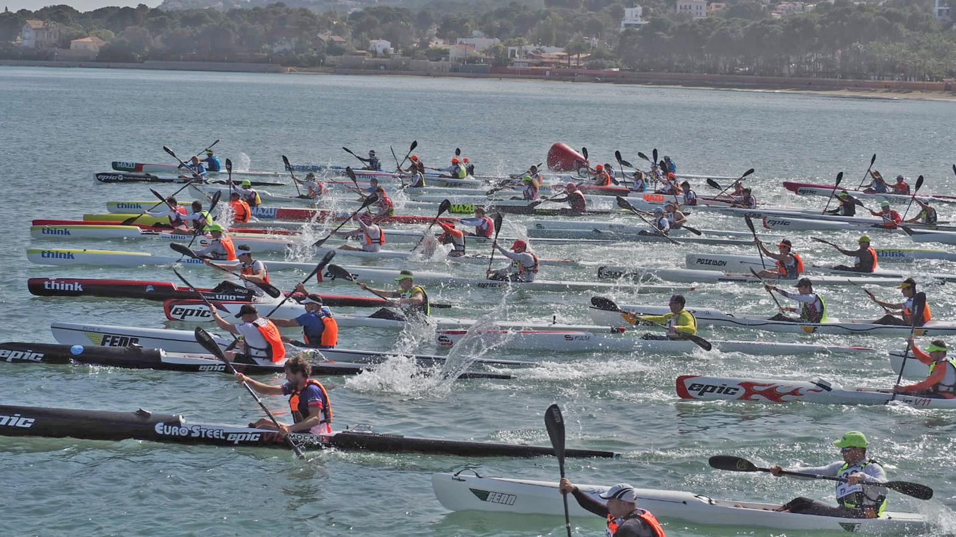 I Prueba Kayak de Mar - Club Náutico Campello
