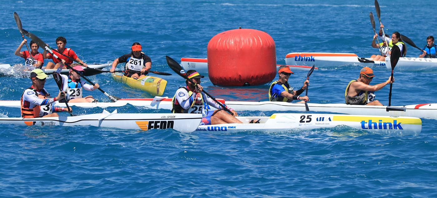 kayak de Mar - CN Campello