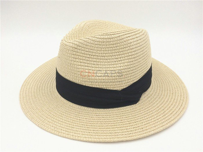 Braid straw hat