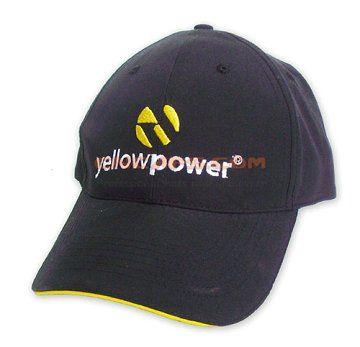 Embroidery on baseball cap no-lazy