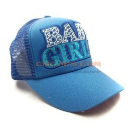 rhinestone on baseball cap