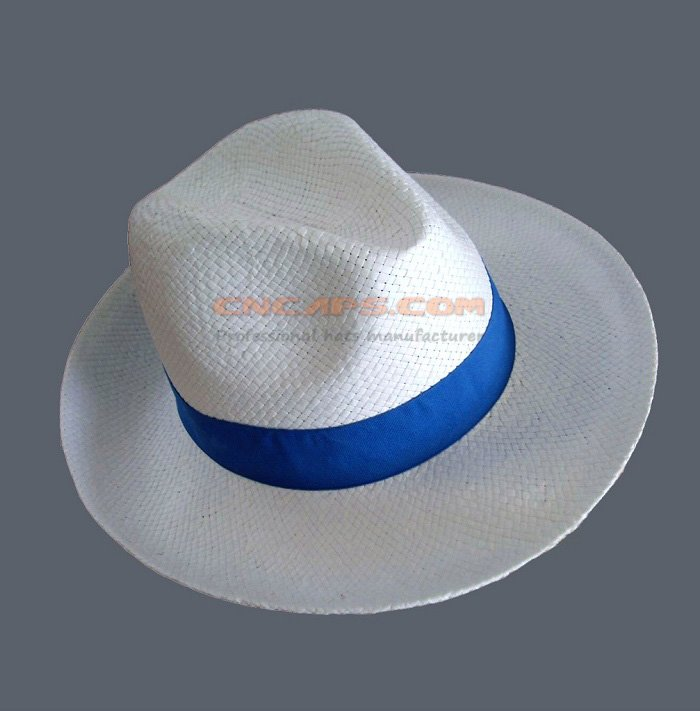 ed8cc03f3dd Panama Straw hat Paper material Made in China - CNCAPS
