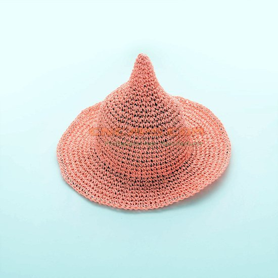 Mini straw hat