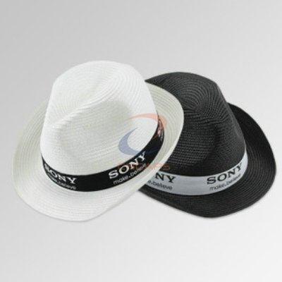 custom fedora short brim
