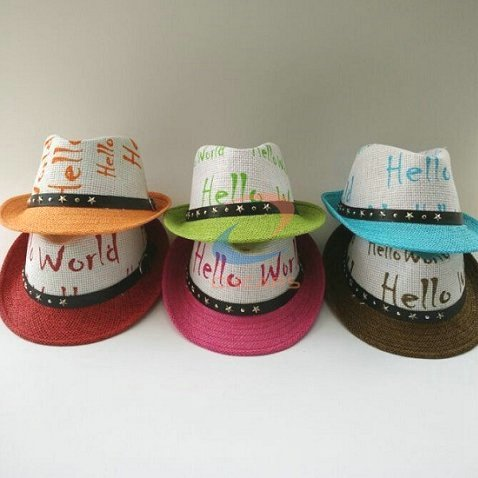 f4c655e918d Kids fedora hat bulk order from China mfg - CNCAPS