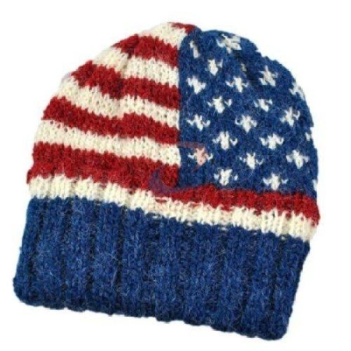 USA Beanie Hat