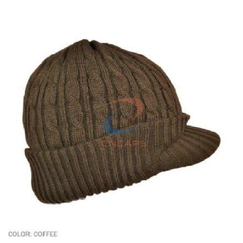 f2bebb54aa8ce Custom toques pom pom beanie hat with jacquard logo - CNCAPS