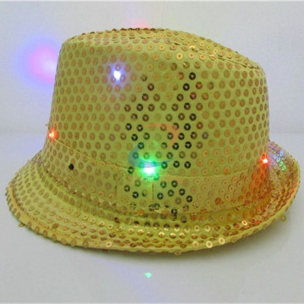 led fedora hat (7)