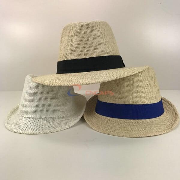 custom fedora hat supplier