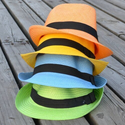 Wholesale fedora hat