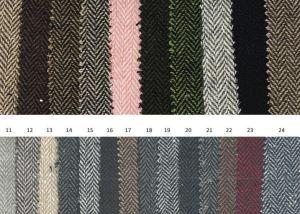 Wool polyester Herringbone hat manufacturer