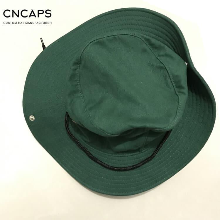 2706d97af9d Safari Folded Brim Safari Hat Custom Made - CNCAPS