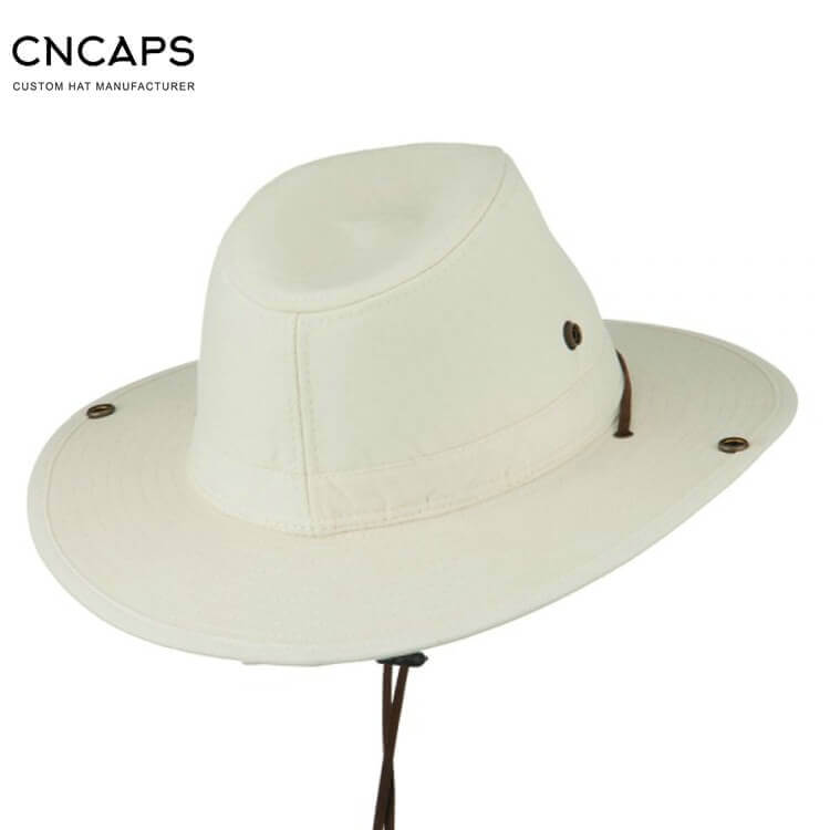 72fea9d3 Safari Folded Brim Safari Hat Custom Made - CNCAPS