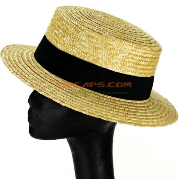 boater hat cncaps