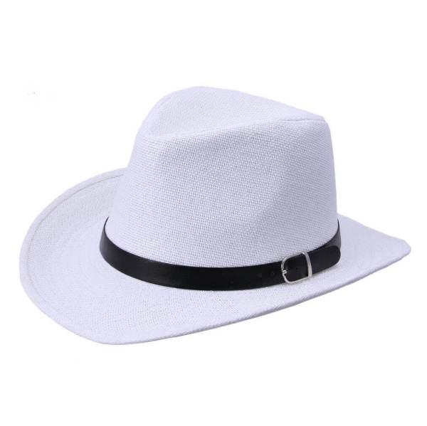cowboy straw hat