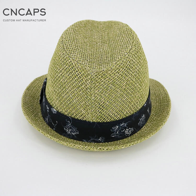 fedora summer hat new